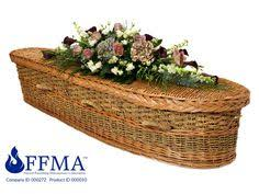 wicker casket a wicker casket many are choosing to a green burial