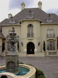 small french chateau style homes home decor ideas