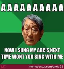 Alphabet Meme - asian s alphabet by ak0122 meme center