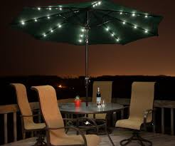 Large Tilting Patio Umbrella by Unusual Lights As Wells As Epic Lights Along With Patio Offset