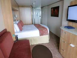 scenic crystal cabins and suites the deluxe ocean view stateroom with veranda on the celebrity reflection cruise ship