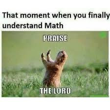 Praise The Lord Meme - praise lord understand math math funny