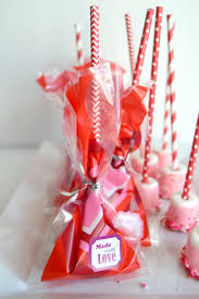 Homemade Valentine Gifts by Homemade Valentines Marshmallow Treat Gifts My Creative Days