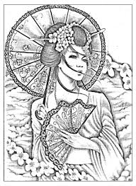 japanese coloring pages japan coloring pages for adults free to