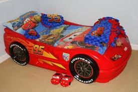 Race Car Bunk Beds Stylized Toddler Race Car Bed Theme Mygreenatl Bunk Beds