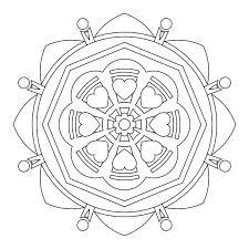 47 mandala prints images free printable