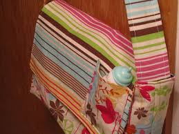 twelve crafts till christmas pretend and play diaper bag tutorial