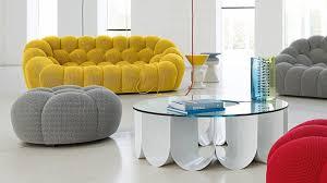 roche bobois canapé large 3 seat sofa roche bobois