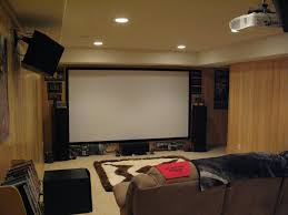 building a home theater bedroom projector home design