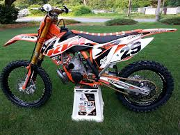 ktm motocross bikes for sale my new 2015 ktm 300sx u0026 my old 13 300sx and my 07 rm250