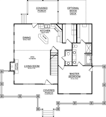 House Plans With Porch Americas Home Place The Hickory Ridge I A