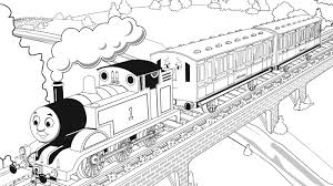 thomas friends hiro coloring pages