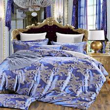 online get cheap noble silk bedding set aliexpress com alibaba