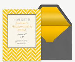 housewarming party invitations evite com