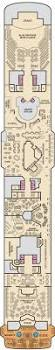 Carnival Conquest Floor Plan by 100 Carnival Sunshine Floor Plan Carnival Sunshine Ocean
