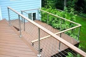 stainless steel decking rails u2013 usavideo club