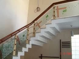 Glass Banister Staircase Glass Stair Railing Design Elegant And Safety Glass Stair