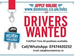dominos pizza delivery job colchester expired friday ad