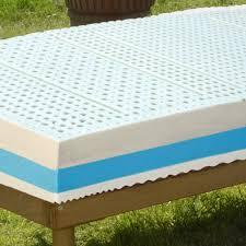 miglior materasso in lattice miglior materasso lattice avec in e memory foam dal doppio