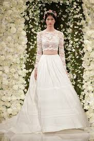 top wedding dress designers designer wedding dresses the trends in bridal fashion