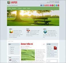 templates free joomla 44 best responsive free joomla templates feedtip