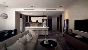 Apartment Design by Custom 40 Travertine Apartment Interior Design Decoration Of Best
