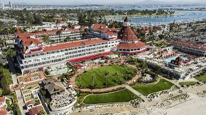 Map Of Old Town San Diego by Hotel Del Coronado Wikipedia