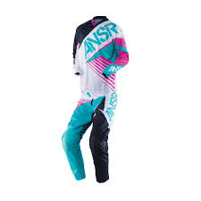 kids motocross gear combo answer racing 2016 syncron wmx girls youth jersey and pants