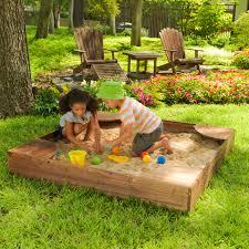 kidkraft backyard sandbox walmart home outdoor decoration