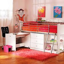 kids loft beds with desk modern home design