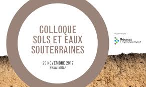 bureau d udes environnement colloque sols et eaux souterraines de réseau environnement