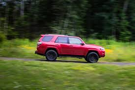 for toyota the 2017 toyota 4runner trd pro is one of the last true suvs
