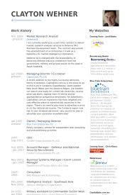 Sample Resume For Marketing Job by Market Research Resume Sample Haadyaooverbayresort Com