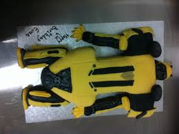 bumblebee cakes bumble bee transformer children s birthday cakes shop by