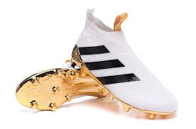 s footy boots australia adidas ace 16 purecontrol fg football boots white black gold