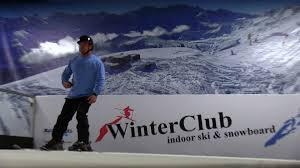 winterclub in winter park is an indoor ski and snowboard slope