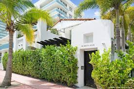 the only private home on ocean drive in miami is for sale