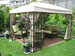 i want a gazebo over our concrete slab in the backyard projects