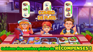 jeu de cuisine android cooking craze jeu de cuisine applications android sur play