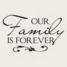 our family is forever zimmermans creations