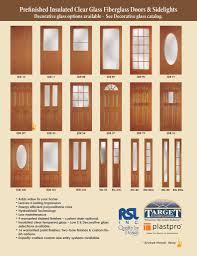 Custom Size Exterior Doors Door With Sidelights Pela Doors Prehung Interior Doors