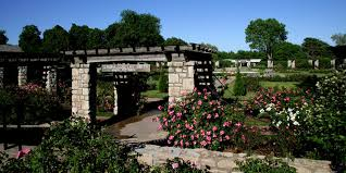 wedding venues in kansas the conyers smith municipal garden weddings