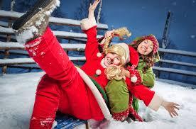 santa claus and the magic of christmas in rovaniemi visit rovaniemi