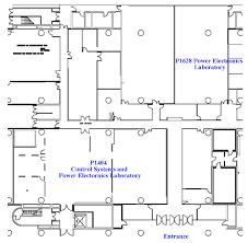 Lab Floor Plan Lab Information