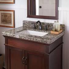 Home Depot Home Decorators Vanity by Home Decorators Collection 25 In W Granite Single Basin Vanity