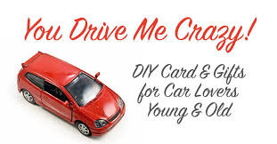 you drive me diy card gifts for car ebay