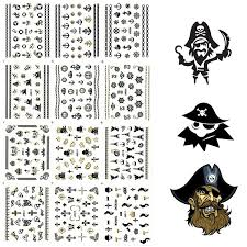 amazon com btartbox 3d nail art stickers 1 pack 12 different