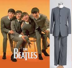 the beatles halloween costumes paul on the run john lennon u0027s iconic beatles suit for sale after