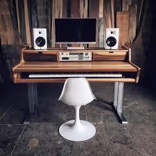 bureau studio musique pour piano numerique archi piano numeriques et