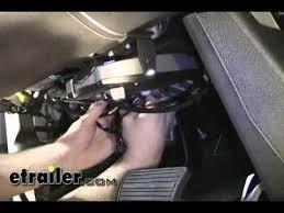 trailer brake controller installation 2011 chevy silverado